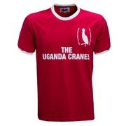 Camisa Retrô Uganda...