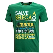 Camisa Vintage Salve...