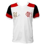 Camisa Flamengo Zico...
