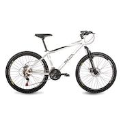 Mountain Bike Mazza Bikes Fire MZZ-100 - Aro 26 - Freio a Disco - Câmbio Shimano - 21 Marchas