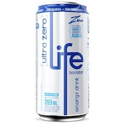 Energético LifeBooster Energy Drink Ultra Zero - 269ml