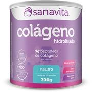 Colágeno Sanavita -...