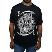 Camiseta Rei Caveira...