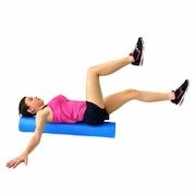 Rolo para Pilates LiveUp Foam Roller