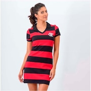 Vestido de Flamengo...