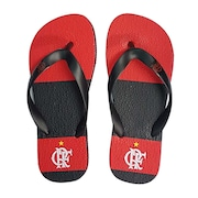 Chinelo do Flamengo...