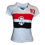 Camiseta Liga Retrô Telê Santana 1993 - Feminina
