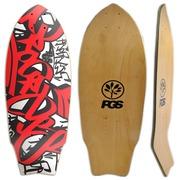Shape de Skate PGS Cruiser Fish Tag 8.2