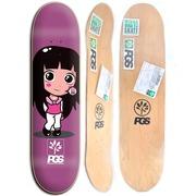 Shape de Skate PGS Progress Menina 7.5