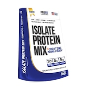 Whey Protein Isolado ProFit Isolate Protein Mix + Creatine Magna Power Refil - Morango - 900g