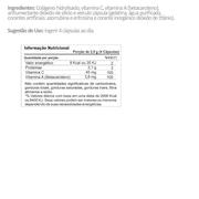 Colágeno ProFit Hidrolisado Betacaroteno + Vitamina C - 120 Cápsulas
