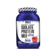 Whey Protein Isolado ProFit Isolate Protein Mix + Creatine Magna Power - Morango - 900g