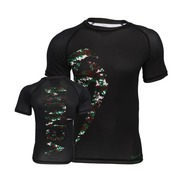 Rash Guard Venum Giant Camo - Masculino