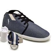 Kit Polo Blu 14 com...