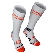 Meia de Compressão Cano Longo Compressport Full Socks V2.1 - 3M - 40 a 42