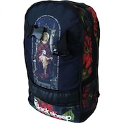 Mochila Black Sheep Holy Flower 76701285768