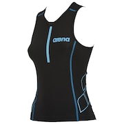 Camiseta Regata  Arena para Triathlon Tritop St - Feminina