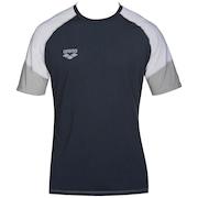 Camiseta Arena  Tech Ss Ragllan - Masculina