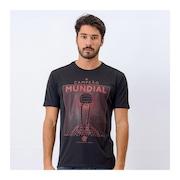 Camiseta do Flamengo Braziline Mundial - Masculina edc87f1a1233e