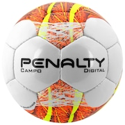 822be2ab3f Bola de Futebol de Campo Oficial Penalty Digital Costurada