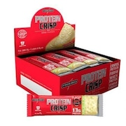 Barra de Proteína Integralmédica Protein Crisp Bar - Cheesecake Frutas Vermelhas - Caixa com 12 Unid