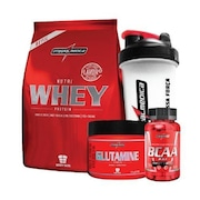 Combo Whey Protein...