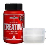 Creatina Integralmédica - 120 Cápsulas + Porta Cápsulas
