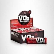 Barra de Proteína Integralmédica VO2 PROTEIN BAR Frutas Vermelhas com Iorgute - 24 unidades de 30g