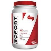 Whey Protein Isolado Vitafor Isofort - Baunilha - 900g