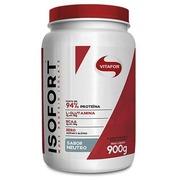Whey Protein Isolado Vitafor Isofort - Neutro - 900g