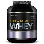 Whey Protein Concentrado Probiotica 100% Pure - Chocolate - 2Kg