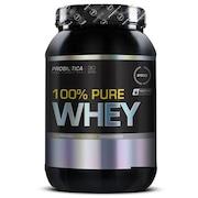 Whey Protein Concentrado Probiótica 100% Pure - Morango - 900g