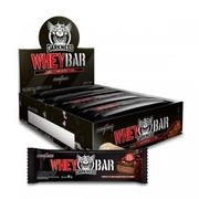Barra de Proteína Integralmédica Whey Bar Darkness - Chocolate Amargo/Castanha - Caixa com 8 Und.