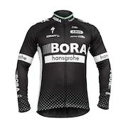 Camisa de Ciclismo Manga Longa Bora World Tour - Masculina