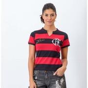Camisa Flamengo Tri Zico - Feminina