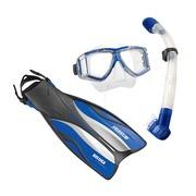 Kit de Mergulho Seasub panorâmico Dry + Nadadeira Beluga
