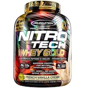 Whey Protein Muscletech Performance Series Nitro Tech Gold - French Vanilla Creme - 2,51kg