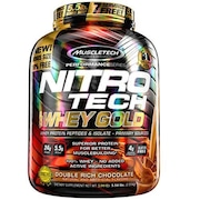 Whey Protein Muscletech Performance Series Nitro Tech Gold - Double Rich Chocolate - 2,51kg
