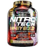 Whey Protein Muscletech Performance Series Nitro Gold - Classic New York Berry Cheesecake - 2,51kg