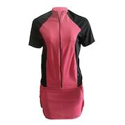 Conjunto de Ciclismo D&A Collection: Camisa + Short-Saia - Feminino