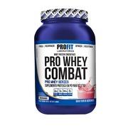 Whey Protein ProFit Pro Combat - Morango - 900g