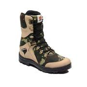 Bota Coturno Militar Atron Shoes Camuflada - Masculina