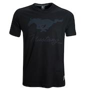 cae19c0d3a Camiseta Liga Retrô Premium Mustang Cavalo - Masculina