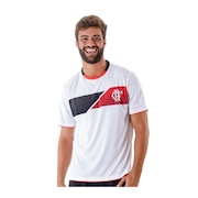 Camiseta do Flamengo Braziline Fire - Masculina 8e6bfaf89003a