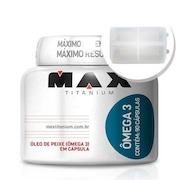 Ômega 3 Max Titanium...