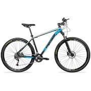 Mountain Bike Elleven Rocker - Aro 29 - Câmbio Shimano Alivio - Freio a Disco - 27 Marchas