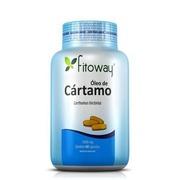 Óleo de Cartamo Fitoway 1G - 60 Cápsulas