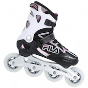 Patins Fila Bond KF Lady - In Line - Fitness - ABEC7 - Base de Alumínio - Adulto