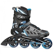 Patins Fila Primo Air Wave - In Line - Fitness - ABEC7 - Base de Alumínio - Adulto