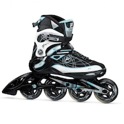 Patins Fila Primo Air Wave Lady - In Line - Fitness - ABEC 7 - Base de Alumínio - Adulto